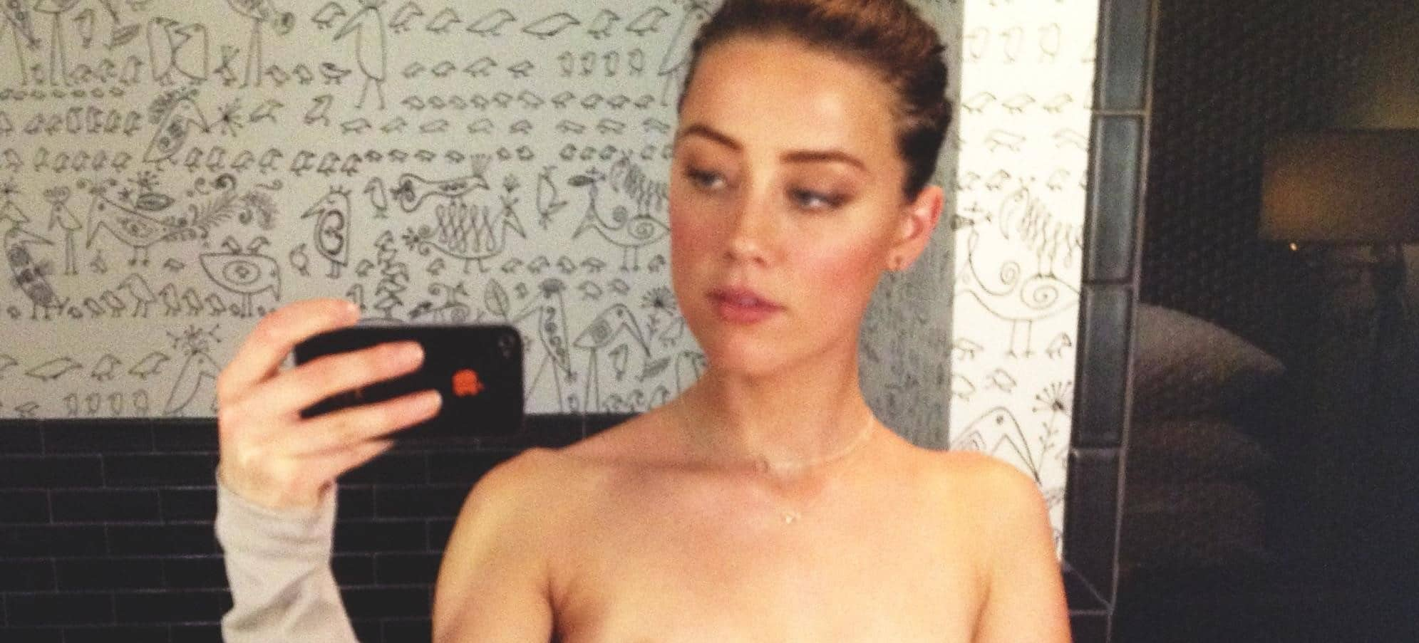 Amber Heard Topless full collection: amber heard nudes from the fappening (unseen!)