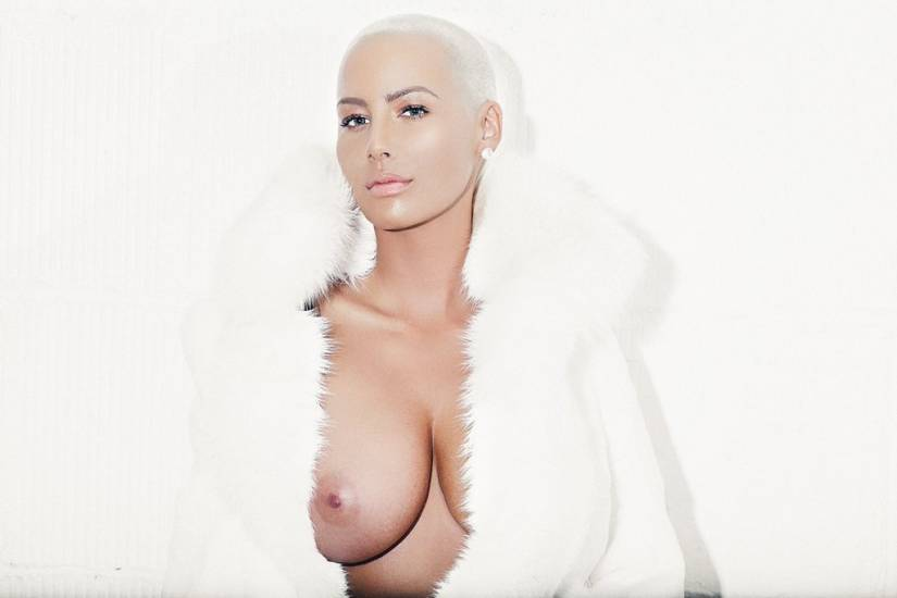 Amber Rose nude (1)