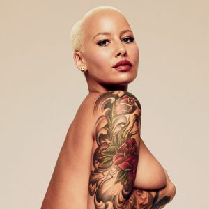 Amber Rose Nude Pics – Unseen!