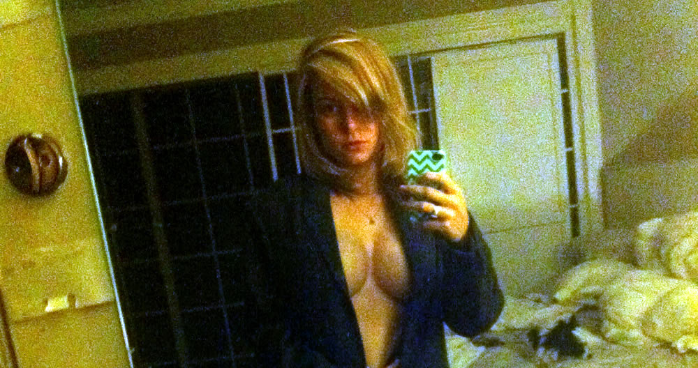 Brie Larson fappening leak selfie
