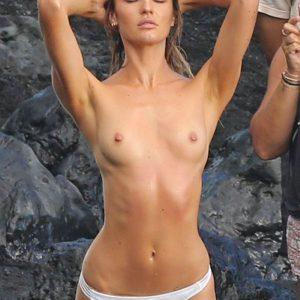 Candice Swanepoel  nackt