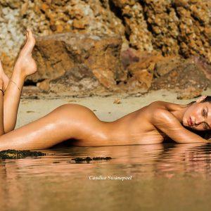 Candice Swanepoel   CelebrityRevealer 17