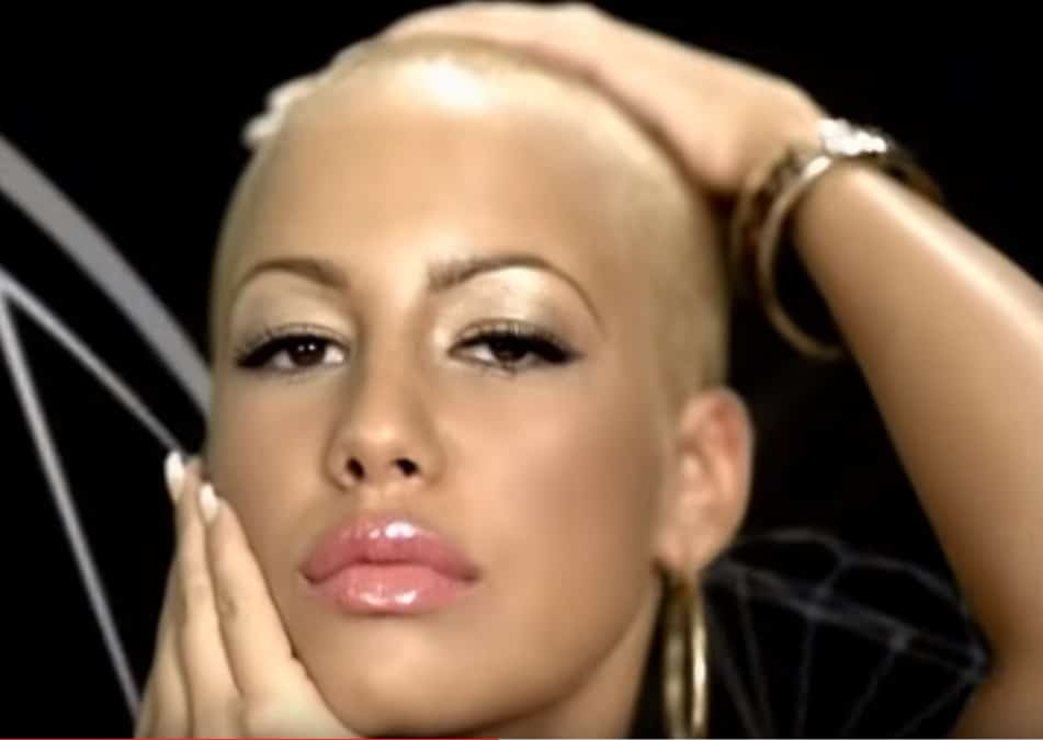 Amber Rose in Ludacris music video
