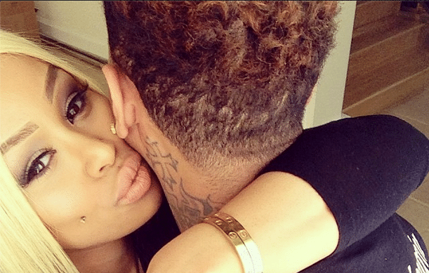 blac chyna sex tape leaked with tyga