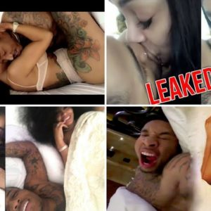 Blac Chyna Sex Tape with Tyga!