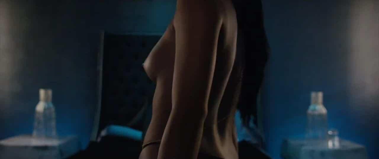 Cassie Ventura nude titties (1)