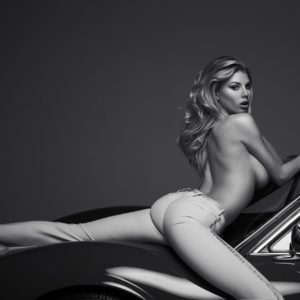 Charlotte McKinney Uncovered photoshoot (4)