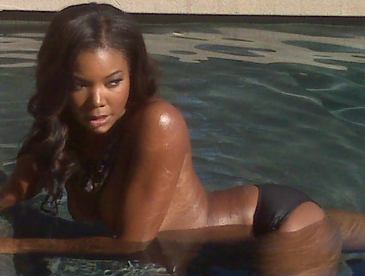 Gabrielle Union Topless (2)