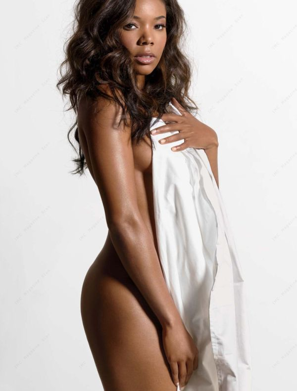 Gabrielle Union naked shoot (2)