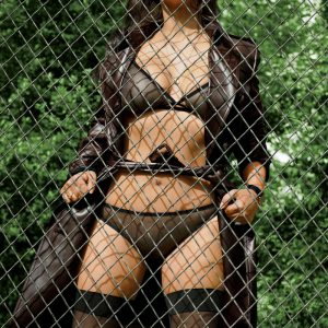 kim kardashian in see through lingerie for gq