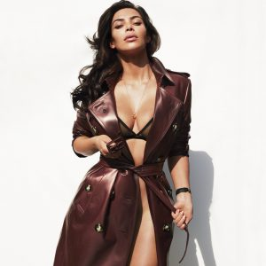 reality star kim kardashian hot gq pic