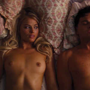 Margot Robbie Sex Scene Wolf of Wall Street (3)