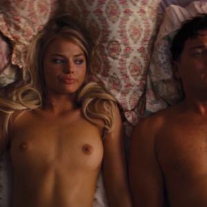 Margot Robbie Sex Scene Wolf of Wall Street (4)