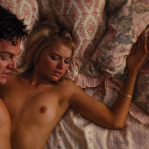 Margot Robbie Sex Scene Wolf of Wall Street (5)