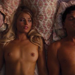 Margot Robbie Sex Scene Wolf of Wall Street (7)