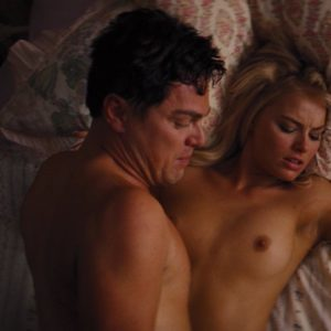 Margot Robbie Topless in sex scene (2)