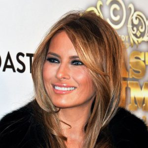 Melania Trump Took Naked Photos When She Was Younger