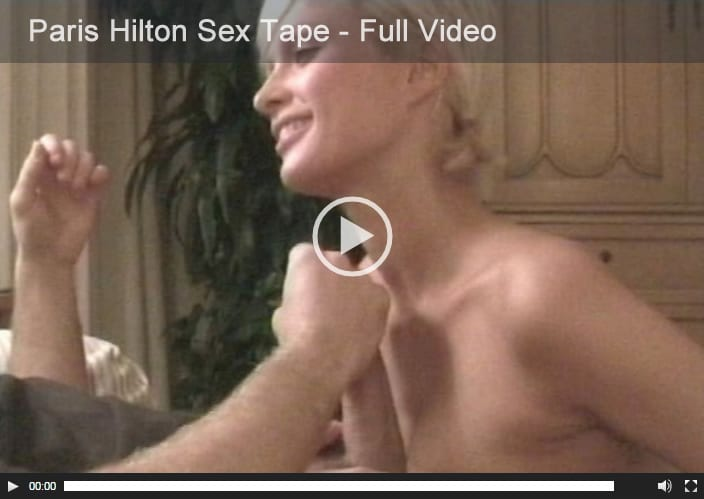 Paris hilton sex tape full