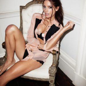 Ashley Green sexy Esquire shoot