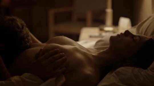 celeb ashley greene topless in naked movie scene