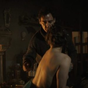 Emilia Clarke Naked - Voice From The Stone (12)