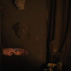 Emilia Clarke Naked - Voice From The Stone (14)