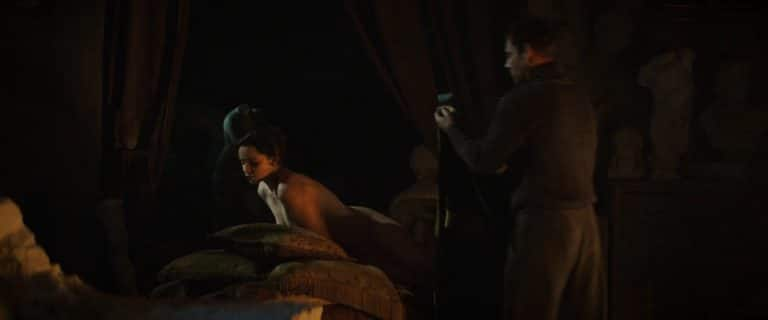 Emilia Clarke Naked - Voice From The Stone (2)