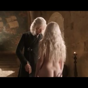 celeb emilia clarke naked ass
