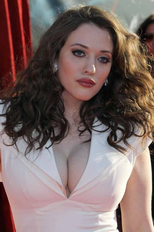 Kat Dennings nude leaked pics released - busty photo of her
