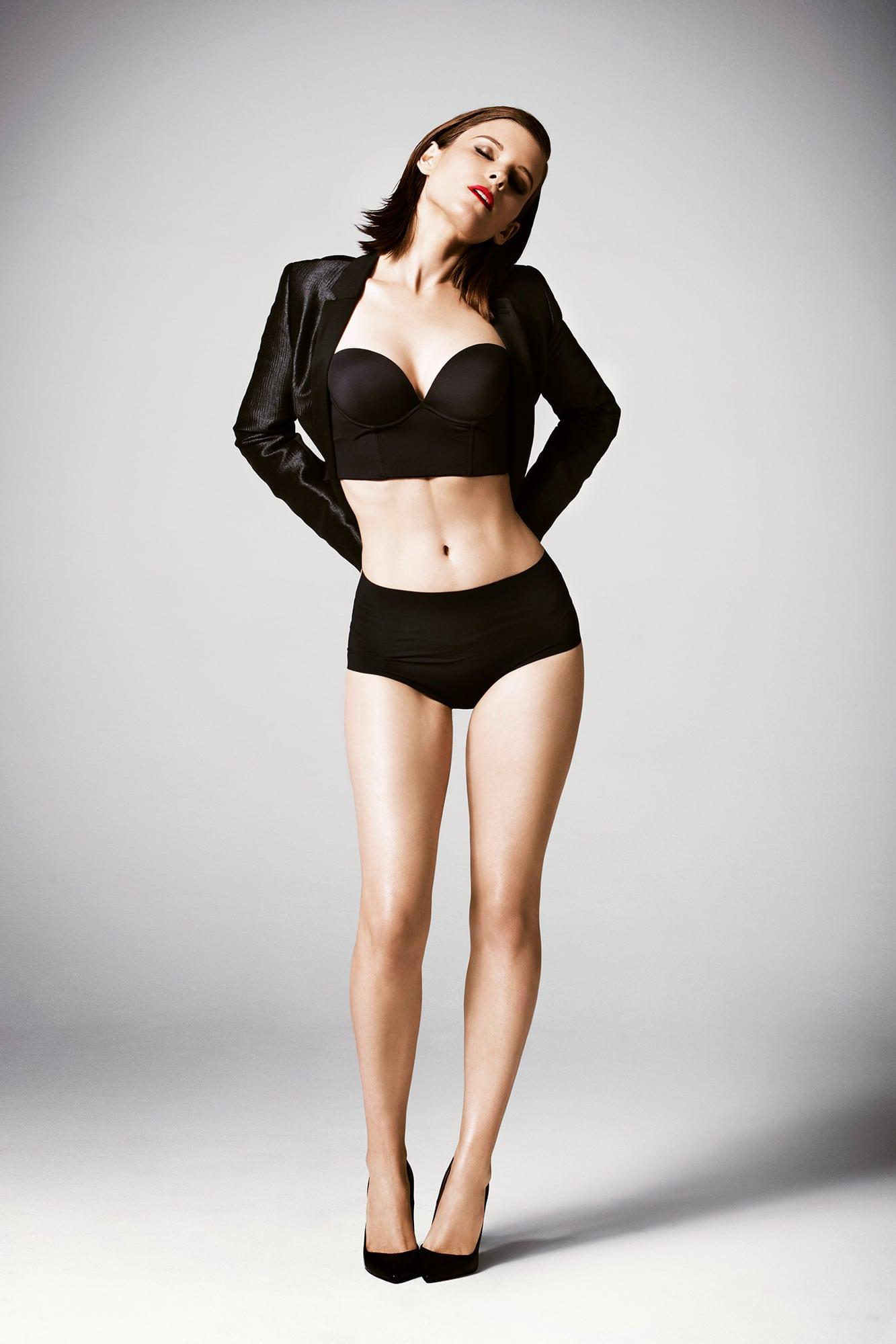 Kate Mara hot lingerie