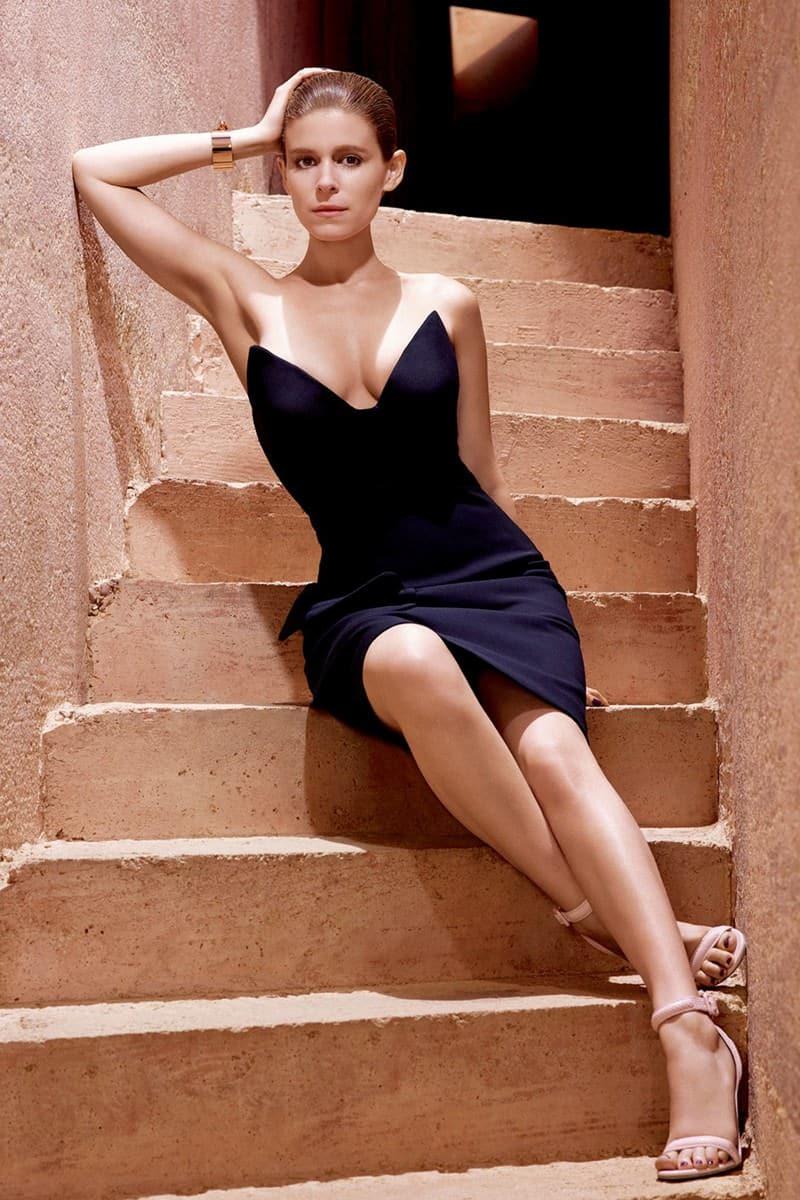 Kate Mara hourglass figure