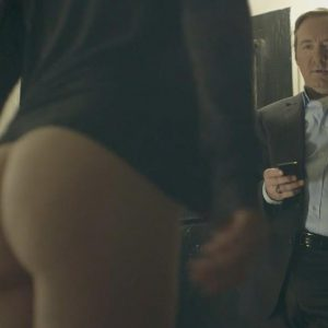 kate mara's hot nude ass in house of cards