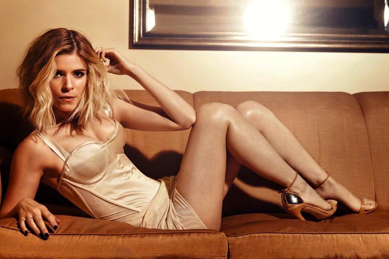 Kate Mara tits and legs