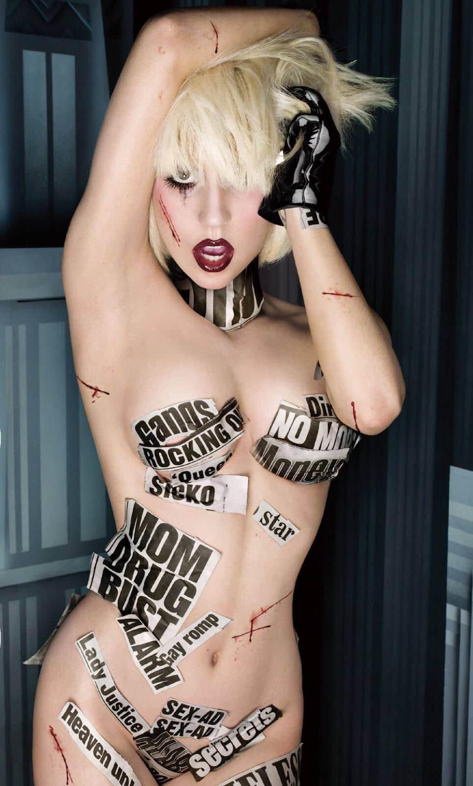 Lady Gaga Sexy Pics (7)