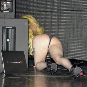 Lady Gaga ass (2)
