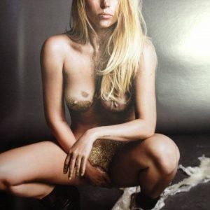 fully nude lady gaga tits revealed