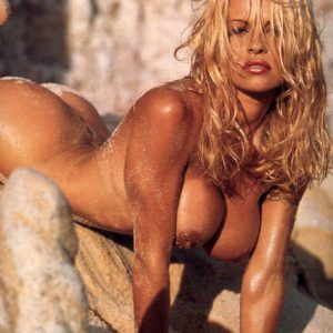 huge pamela anderson nude titties and nipples