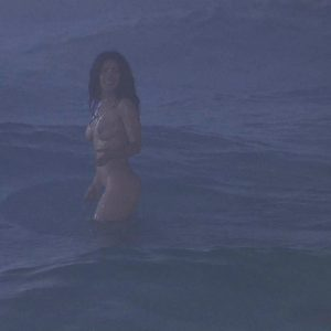 ask the dust salma hayek naked in the ocean