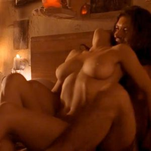 hot salma hayek naked in movie scene