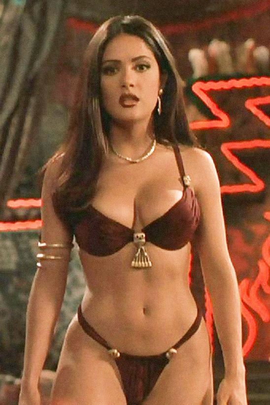 salma hayek nude pics revealed in collection