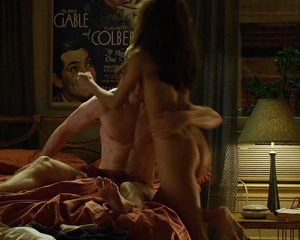 gorgeous mila kunis totally naked in sex scene with JT