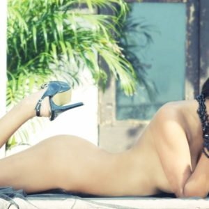 completely naked pic of Poonam Pandey