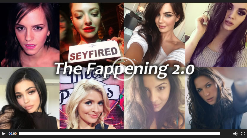 the fappening 2.0 video poster