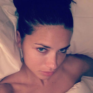 Adriana Lima's iCloud Leak Is Making The Internet Blow Up!
