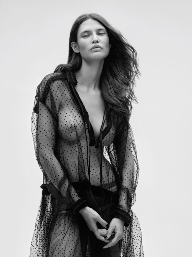 Bianca Balti see thru nipples