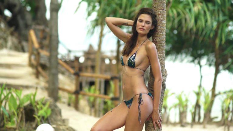 Bianca Balti bikini pic