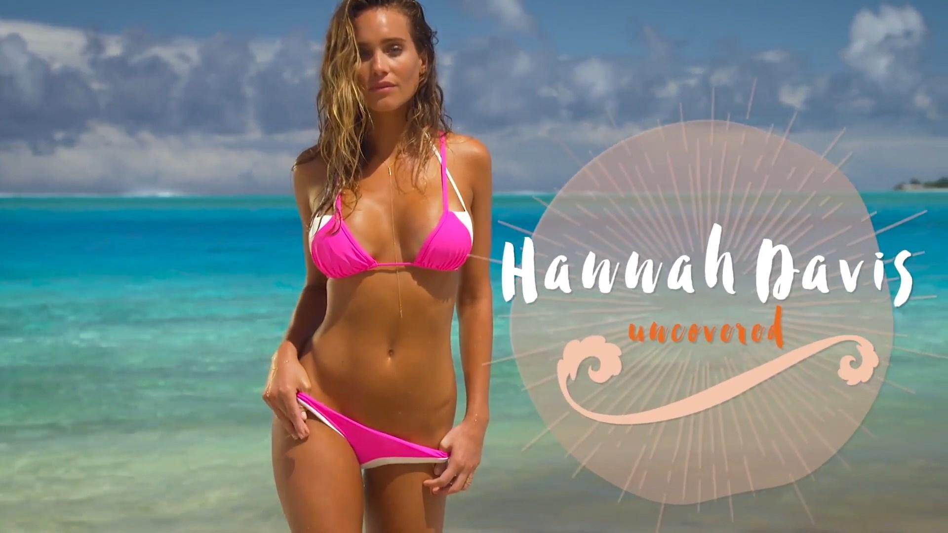 Hannah Davis nude
