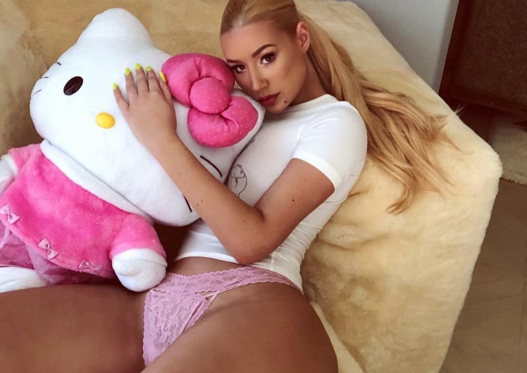 Iggy Azalea panties