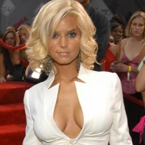 Jessica Simpson's Titties Will Blow You Away!