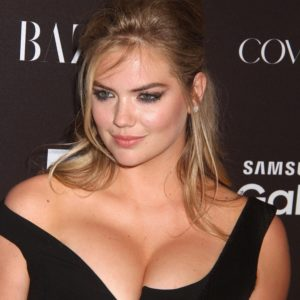 Kate Upton crazy cleavage